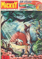 Le journal de Mickey 913 Magazine