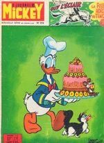 Le journal de Mickey 914 Magazine
