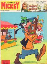 Le journal de Mickey 915 Magazine