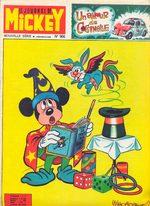 Le journal de Mickey 906 Magazine