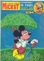 Le journal de Mickey 979 Magazine