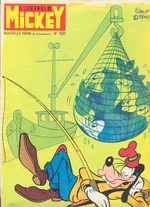 Le journal de Mickey 1007 Magazine