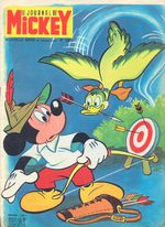Le journal de Mickey 1008 Magazine
