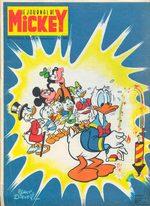 Le journal de Mickey 943 Magazine