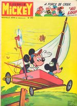 Le journal de Mickey 972 Magazine