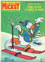 Le journal de Mickey 973 Magazine
