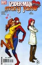 Spider-Man aime Mary Jane # 16