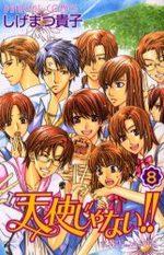 Tout Sauf un Ange !! 8 Manga