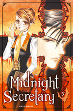 Midnight Secretary 3 Manga