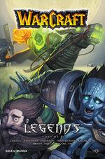 Warcraft Legends T.5 Global manga