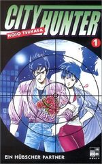 City Hunter 1 Manga