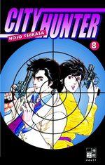 City Hunter 8 Manga