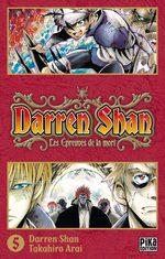 Darren Shan 5 Manga