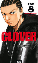 Clover T.8 Manga