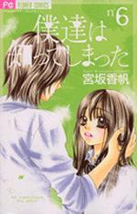 A Romantic Love Story 6 Manga