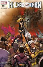 Inhumans Vs. X-Men 4