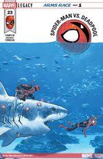 Spider-Man / Deadpool # 23