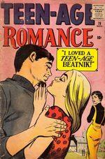 Teen-Age Romance # 78