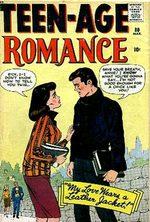 Teen-Age Romance # 80