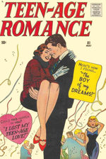 Teen-Age Romance # 81