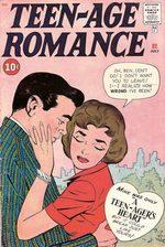 Teen-Age Romance # 82