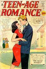 Teen-Age Romance # 83