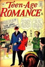 Teen-Age Romance # 85