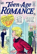 Teen-Age Romance # 86