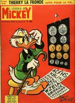 Le journal de Mickey 668 Magazine