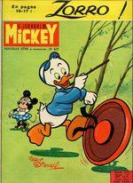 Le journal de Mickey 672 Magazine