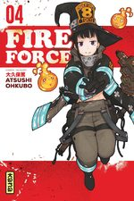 Fire force # 4