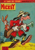 Le journal de Mickey 642 Magazine