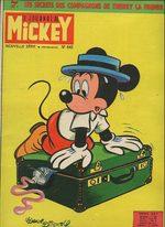 Le journal de Mickey 643 Magazine