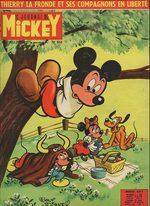 Le journal de Mickey 644 Magazine