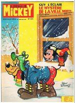 Le journal de Mickey 874 Magazine