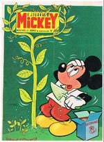Le journal de Mickey 1035 Magazine