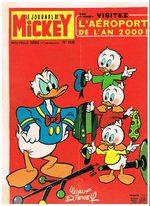 Le journal de Mickey 1036 Magazine