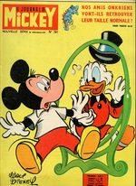 Le journal de Mickey 791 Magazine