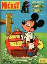 Le journal de Mickey 793 Magazine