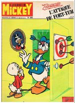 Le journal de Mickey 885 Magazine