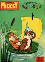 Le journal de Mickey 774 Magazine