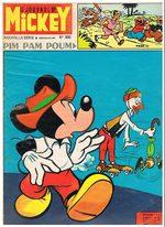 Le journal de Mickey 880 Magazine