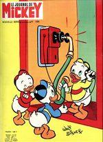 Le journal de Mickey 1098 Magazine