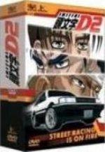 Initial D - 2nd Stage 1 Série TV animée