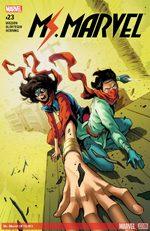 Ms. Marvel # 23