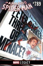 The Amazing Spider-Man 789 Comics