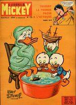 Le journal de Mickey 775 Magazine
