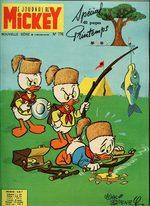 Le journal de Mickey 776 Magazine