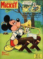 Le journal de Mickey 781 Magazine