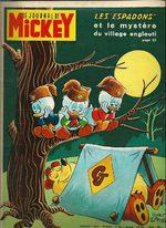 Le journal de Mickey 1038 Magazine